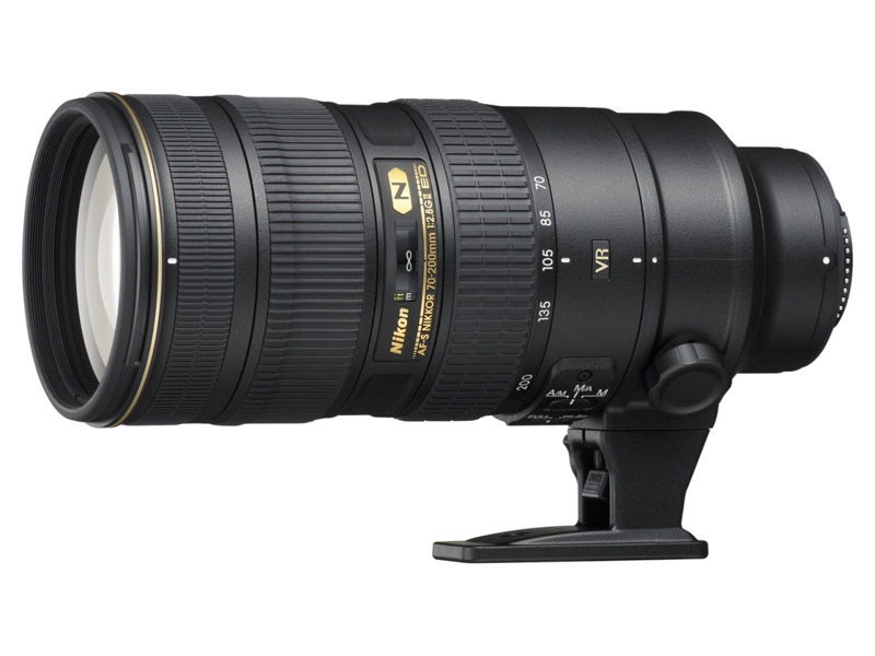 Nikon 70-200 F2.8G VR II review
