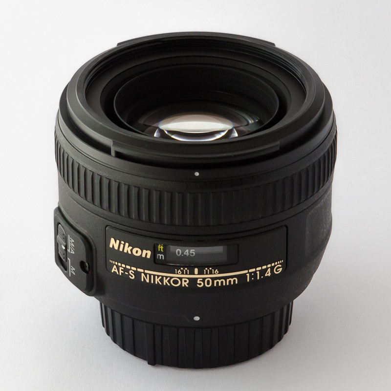 nikon 50mm 1.4g review