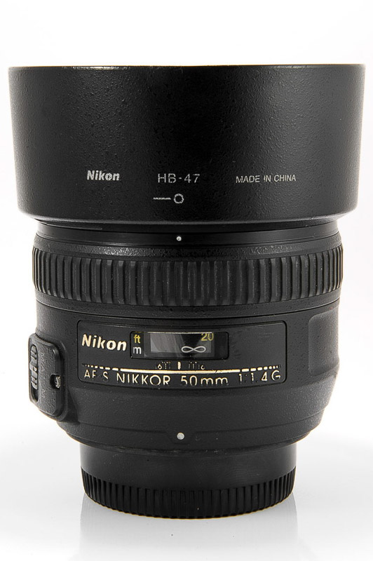nikon 50mm 1.4g review lens 2